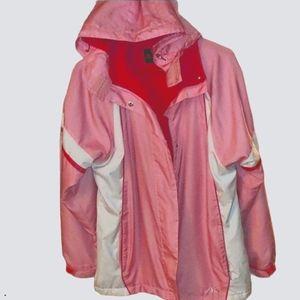 Alpine Tek Jacket Detachable Hood 16